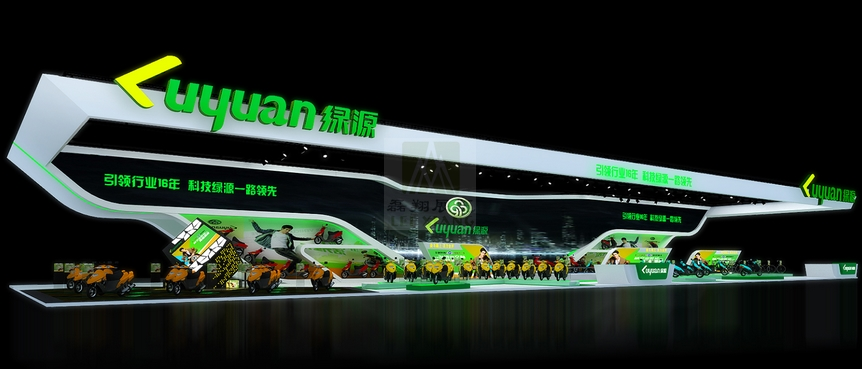 绿源电动车